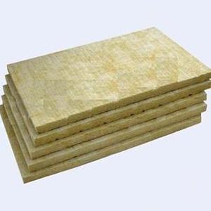 玄武岩保温岩棉板
