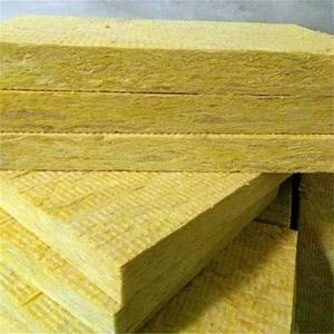 高密度保温岩棉板