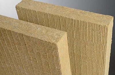 绝热立丝岩棉复合板