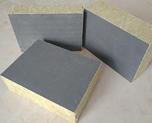 直销立丝岩棉复合板